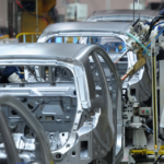 automotive plastics- manufacturing cars