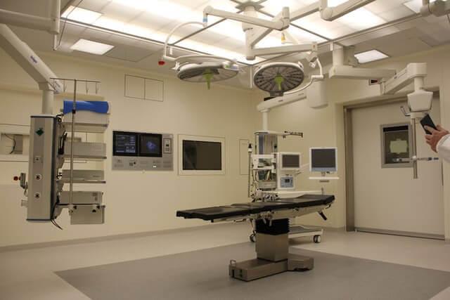 moulded plastics-medical equipment